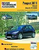 Rta B707.5 Peugeot 307 II 07/05> Dies 1.6hdi/2.0hdi