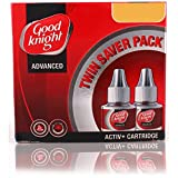 Good Knight Advanced Activ+Cartridge Pack - 2 Cartridge Pack