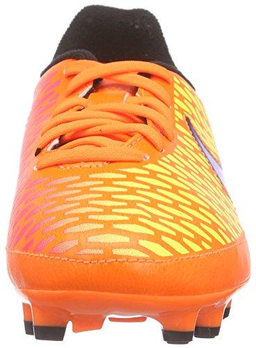 Nike Magista Onda Fg, Chaussures de Football Entrainement Garçon Orange (Orange/Lila)