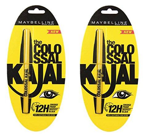 Maybelline Colossal Kajal (Pack de 2)