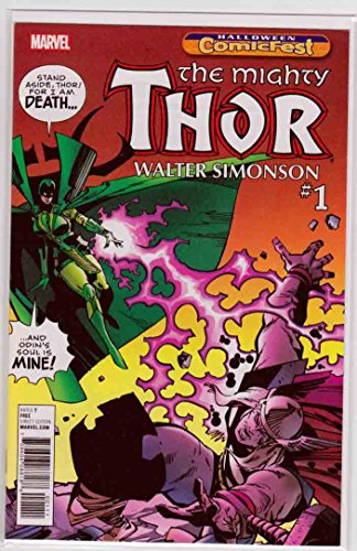Thor by Simonson Halloween ComicFest (2017)