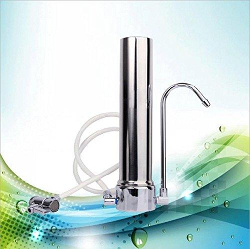 L'acciaio inossidabile rubinetto domestico filtro per l'acqua -180ml