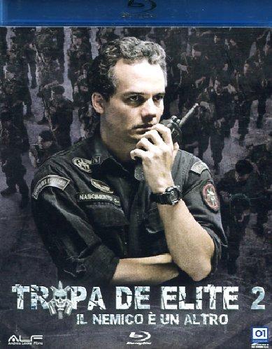 Bild von Tropa de elite 2 - Il nemico è un altro [Blu-ray] [IT Import]