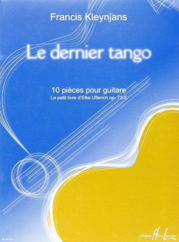 Le dernier tango Op.73-5