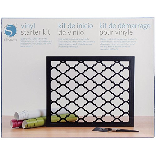Silhouette Portrait Bundle Starter Kit Vinyl (Plotterfolien) - 3