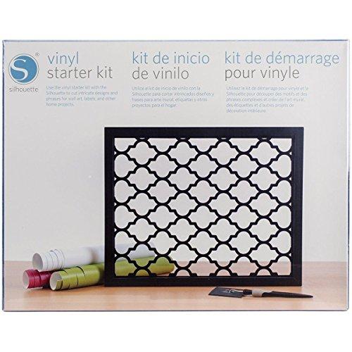 Silhouette Portrait Bundle Starter Kit Vinyl (Plotterfolien) - 3