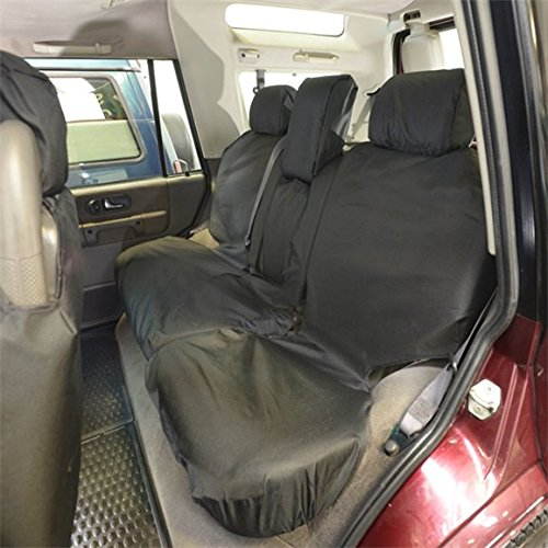 Tailored /& Waterproof Front Grey Seat Covers UK MADE Skoda Citigo 2012