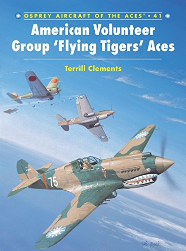 American Volunteer Group 'Flying Tigers' Aces (Aircraft of the Aces)