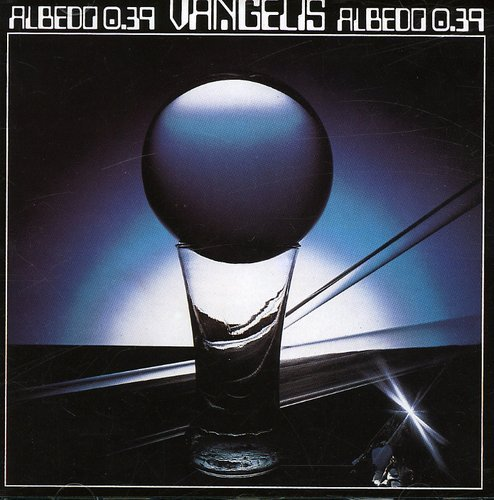 Vangelis: Albedo 0 39 (Audio CD)