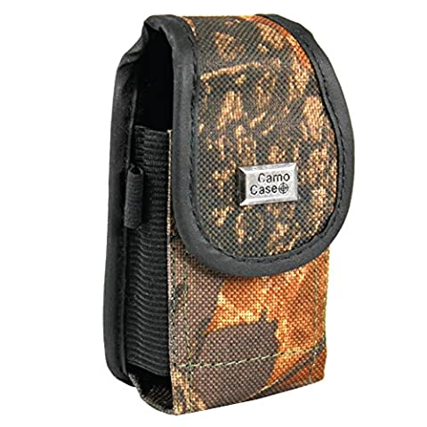 Streetwise Security Products Deluxe Mini Stun Gun Holster, Camo