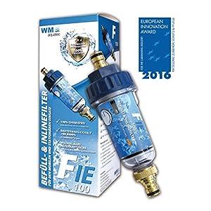 WM aquatec FIE-100 Wohnmobil Befüll- und Inline-Wasserfilter