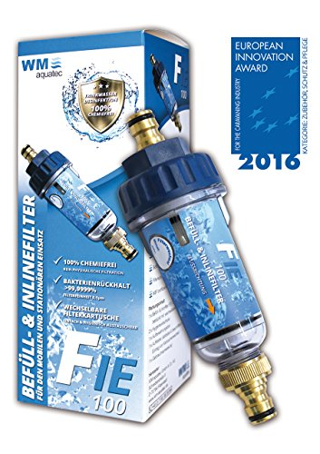WM aquatec FIE-100 Befüll- und Inlinfilter (Ap-reiniger)
