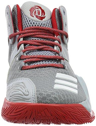 adidas Herren D Rose 773 V Basketballschuhe Mehrfarbig (Onicla / Escarl / Negbas)