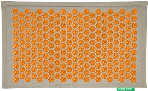 Champ de Fleurs - Naturel Orange