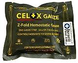 Celox Z-Fold Gauze (3in x 5ft (7.6cm x 1.5m)) by CELOX