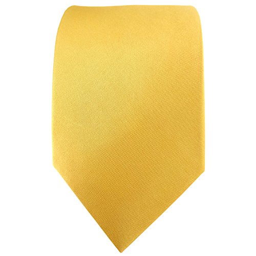 TigerTie - Cravate - Uni - Homme or brillantor