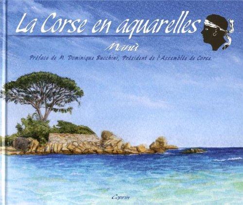 La Corse en aquarelles