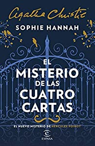 El misterio de las cuatro cartas par Sophie Hannah