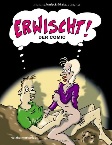 """Charly Krökel """"Erwischt - Humor & Satire - BücherTreff.de"""