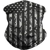 Cindeyar Herren Multifunktionstuch Kopftuch Nahtloses Halstuch 3D Druck Schlauchtuch Outdoor Funktionstücher Sports…