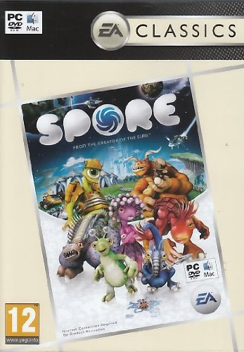 Electronic Arts Spore Classics, PC / Mac