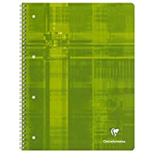Clairefontaine - Quaderno formato A4, pagine a righe, 80Bl