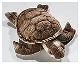 Schildkröte braun aus Plüsch ca. 20cm von Carl Dick