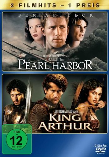 Pearl Harbor / King Arthur [2 DVDs] (Affleck Pearl Ben Harbor)