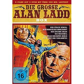 Die große Alan Ladd Box [3 DVDs]