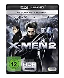 X-MEN 2 (4K Ultra HD) [Blu-ray]