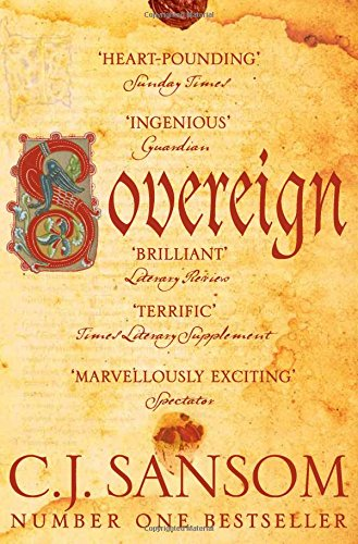 sovereign-the-shardlake-series