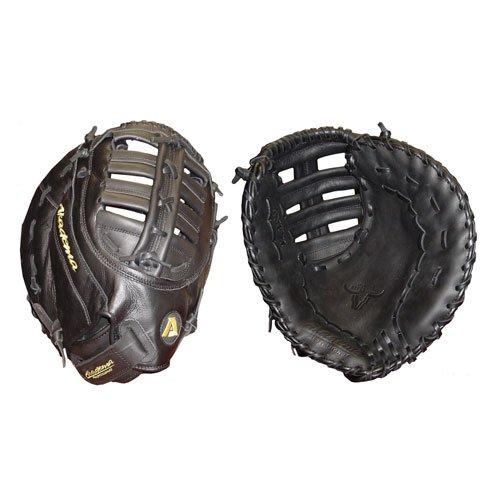 anf-71fr Fast Pitch Design Series 31,8cm Fast Pitch Softball First Base Mitt Linke Hand Überwurf grasp-clasp Handgelenk System kleine Fingerlinge -
