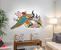 Ideal for family lounge, bedroom, cafe and restaurant, kids room, nursery room etc. PVC, non-toxic and waterproof. These wall stickers decorate your home just in minutes. Easy installation the surface you wish to attach your decal must be clean and f...