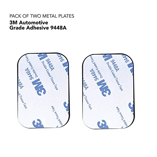 magback metal plates pack of 2 Magback Metal Plates Pack of 2 51H 2ByThlMFL