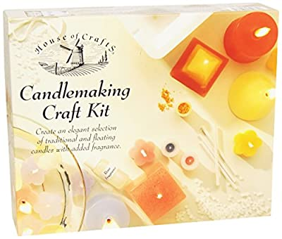 House of Crafts Candlemaking Craft Kit from House of Crafts