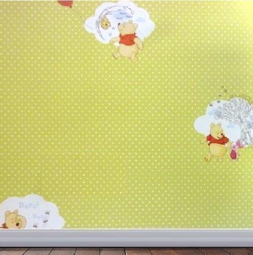 Carta da parati di Winnie The Pooh
