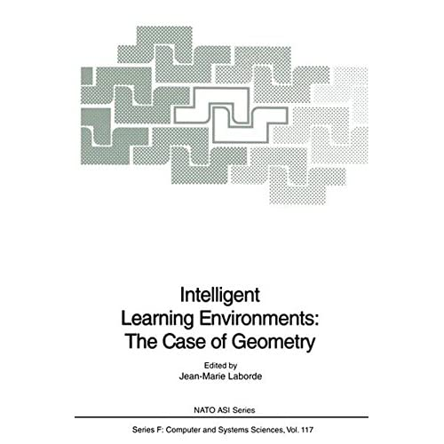 Intelligent Learning Environments : The Case of Geometry