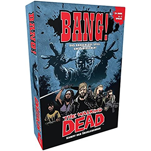 Heidelberger HE820 Bang the Walking Dead, Juego