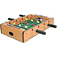 Generic E TOY XMAS PLAYERS FAMILY YERS FA TABLE FOOSBALL ALL PLAYE DELUXE TABLE TOP ALL TAB GAME TOY XMAS GIFT TOP MINI FOO MINI FOOTBALL