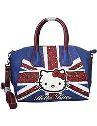 Helly Kitty England Sac porté main pour Femme Bandoulière Sac à l'épaule