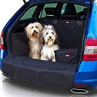 BARTSTR Hochwertige Kofferraumschutzdecke Hund - Ideale Kofferraumdecke für Deinen Hund mit Stoßstangenschutz - Auto Kofferraumschutz mit Seitenschutz