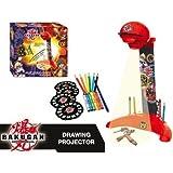 IMC Toys 420069 - Proyector para dibujar con diseños de Bakugan