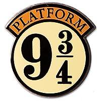"Ata-Boy Harry Potter 9 3/4 Hogwarts Express 3/4"" Full Color Enamel Pin"