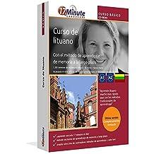 Curso de lituano para principiantes (A1/A2): Software compatible con Windows y Linux. Aprende lituano con el método de aprendizaje de memoria a largo plazo