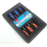 Hilka 37992707 - Procraft go-thru set di cacciaviti (7 pezzi)