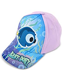 Disney Toddler Girls Finding Dory Character Cotton Baseball Cap, Age 2-5
