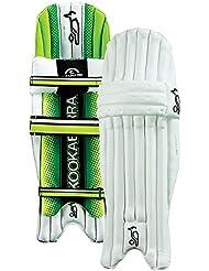 Kookaburra Kahuna 150deportes de críquet Batsman protección almohadillas para bateador de críquet Legguard, hombres