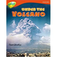 Oxford Reading Tree: Level 13: Treetops Non-Fiction: Under the Volcano