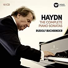 Haydn: Complete Piano Sonatas (Budget Box Set Series)