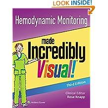 Hemodynamic Monitoring Made Incredibly Visual (Incredibly Easy! Series (R))